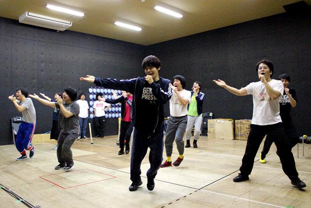 劇団プレステージ×ヨーロッパ企画『突風!道玄坂歌合戦』稽古場レポート_2
