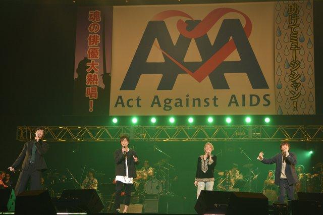 AAA(アクト・アゲインスト・エイズ)ライブレポート_10