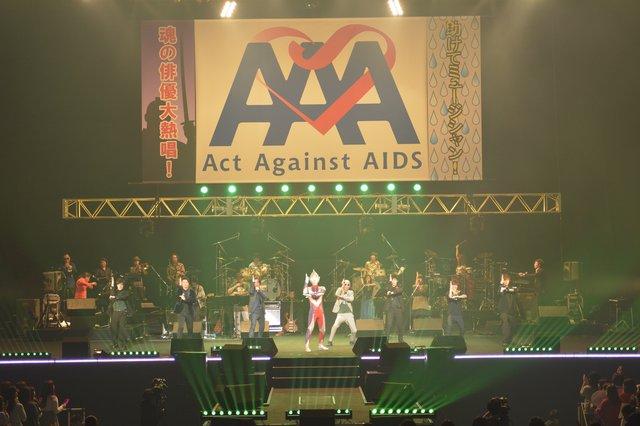AAA(アクト・アゲインスト・エイズ)ライブレポート_14