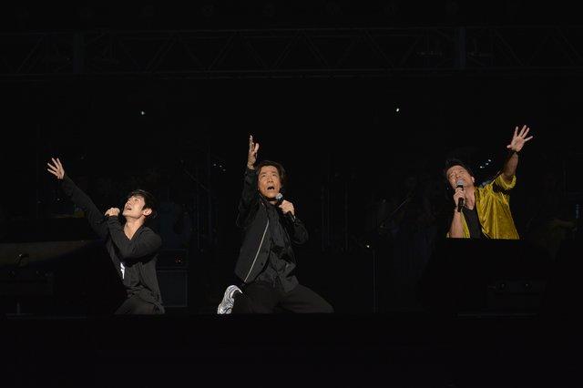 AAA(アクト・アゲインスト・エイズ)ライブレポート_3
