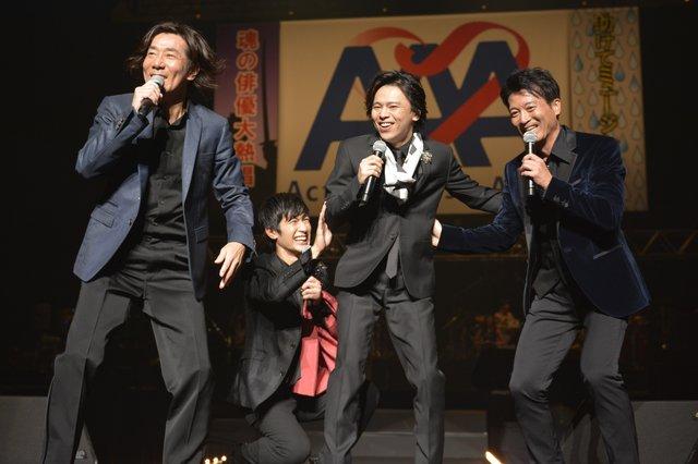 AAA(アクト・アゲインスト・エイズ)ライブレポート_7