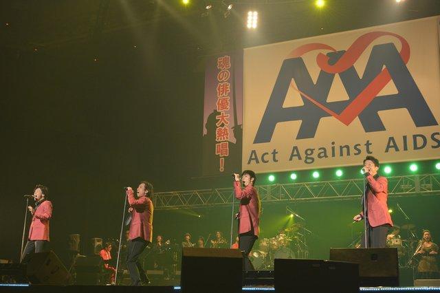 AAA(アクト・アゲインスト・エイズ)ライブレポート_8