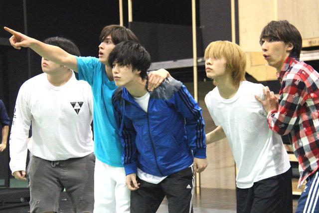 Live Performance Stage「チア男子!!」稽古場レポート_6