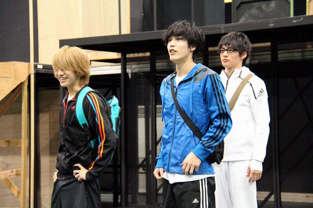 Live Performance Stage「チア男子!!」稽古場レポート_7