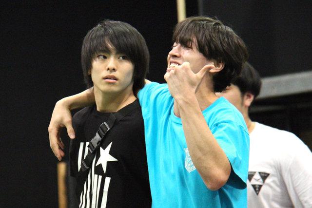 Live Performance Stage「チア男子!!」稽古場レポート_8