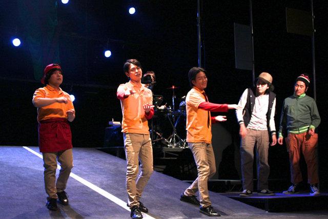 『突風!道玄坂歌合戦』ゲネプロ_5