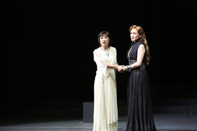浅利慶太プロデュース公演『アンチゴーヌ』開幕レポート_5