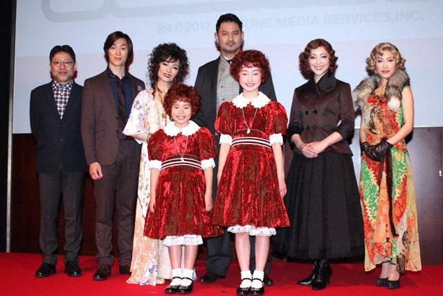 山田和也演出の新生『アニー』誕生!藤本隆宏、マルシアらの出演も決定