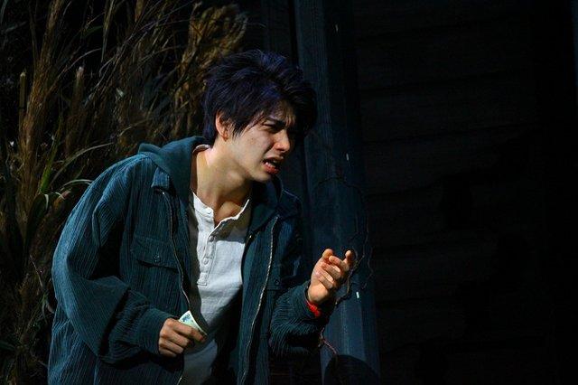 舞台『シブヤから遠く離れて』開幕!小泉今日子×村上虹郎「一緒にお芝居できることが奇跡」