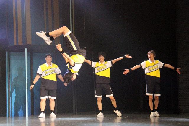 Live Performance Stage「チア男子!!」公開ゲネプロ_7
