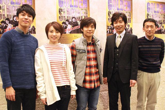 『ゴールデンスランバー』東京公演ゲネプロ_10