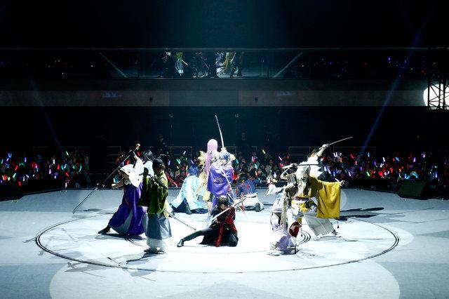 速報!ミュージカル『刀剣乱舞』~真剣乱舞祭 2016~大阪公演の模様が明らかに