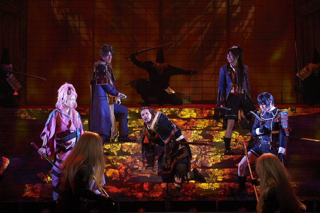 舞台『刀剣乱舞』再演公開ゲネプロ公式写真_10