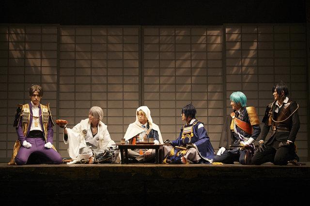 舞台『刀剣乱舞』再演公開ゲネプロ公式写真_9