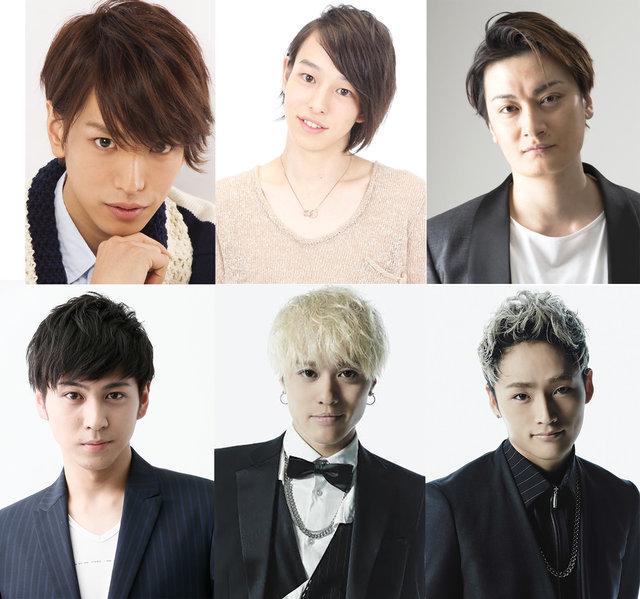 舞台『私のホストちゃん REBORN』黒羽麻璃央、杉江大志、井澤勇貴ら前作のホストちゃんもゲストに!