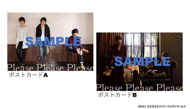 『Please Please Please』_ポストカード