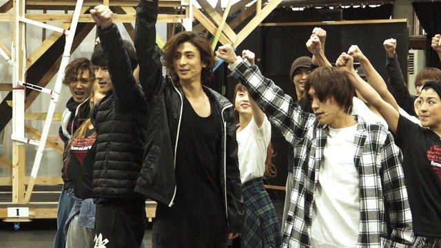 古川雄大、大野拓朗が激しく踊り、切なく歌いあげる!ミュージカル『ロミオ&ジュリエット』公開稽古レポート