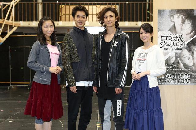 ミュージカル『ロミオ&ジュリエット』公開稽古_2