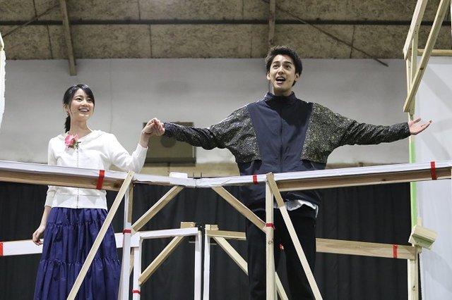 ミュージカル『ロミオ&ジュリエット』公開稽古_5