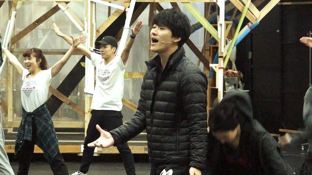 ミュージカル『ロミオ&ジュリエット』公開稽古_8