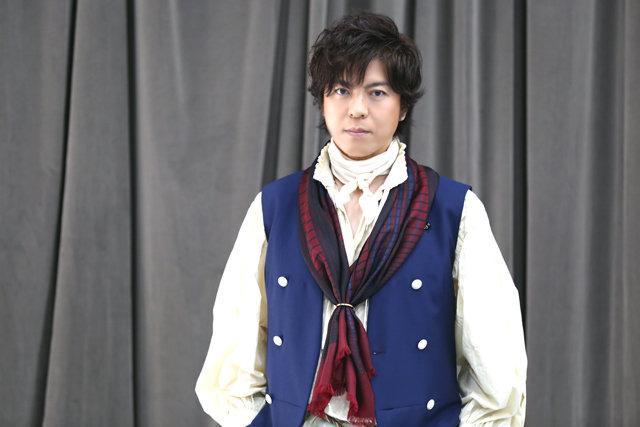 上川隆也「戯作者としてのピュアさを大切に」『シェイクスピア物語』稽古場レポート