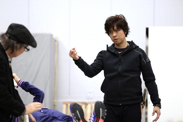 『シェイクスピア物語』稽古場レポート_7