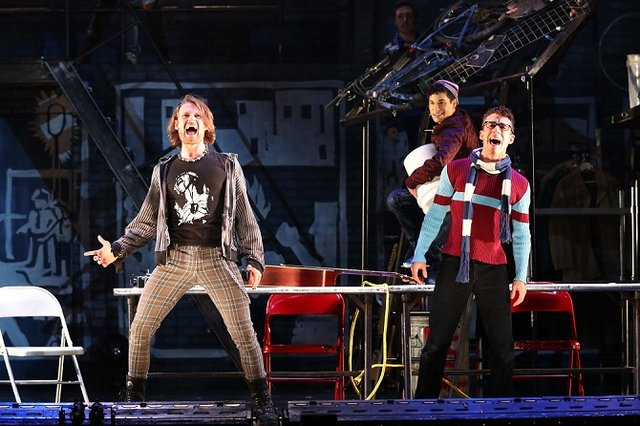 『RENT』20th Anniversary Tour観劇レポート_4