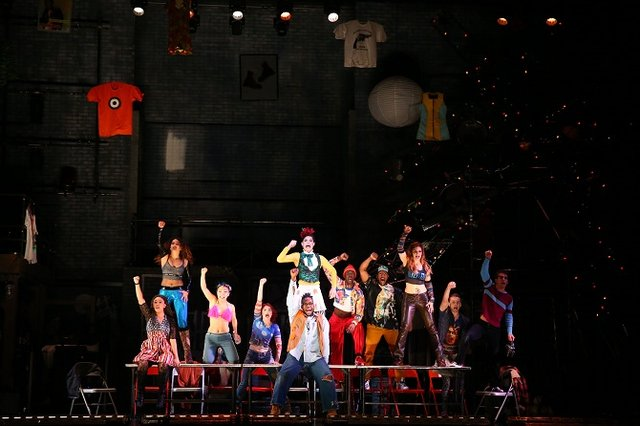 『RENT』20th Anniversary Tour観劇レポート_7