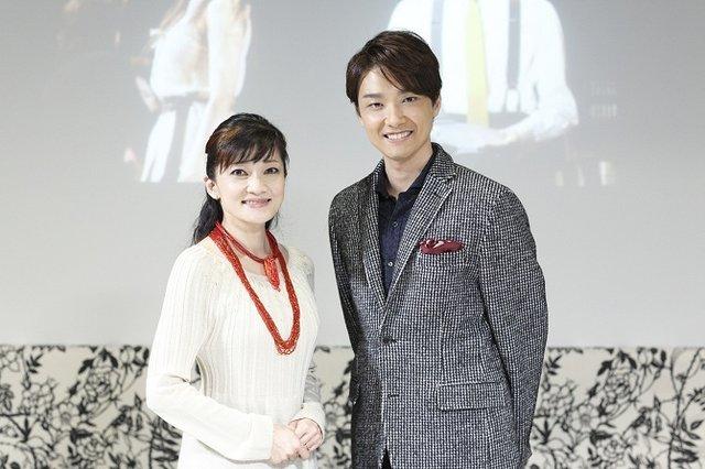 WOWOW『井上芳雄の小部屋』井上芳雄&島田歌穂