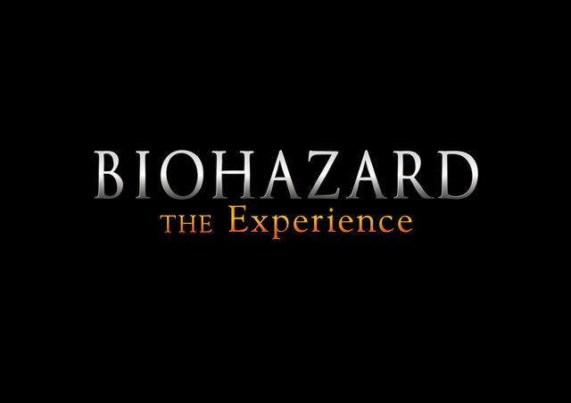 『BIOHAZARD THE Experience』_ロゴ