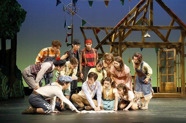 劇団四季ファミリーミュージカル『嵐の中の子どもたち』