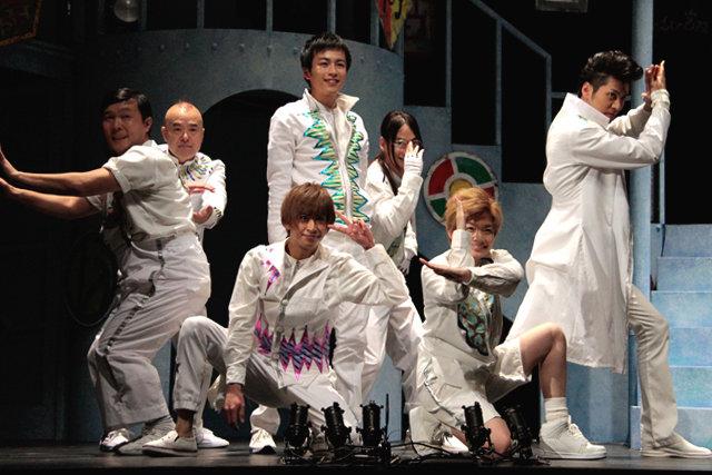 エン*ゲキ#02『スター☆ピープルズ!!』開幕!池田純矢「稽古場で一番楽しんでいたのは僕だった」