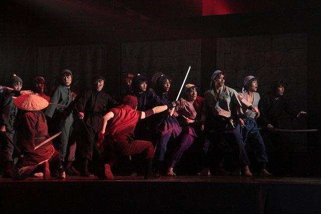 ミュージカル「忍たま乱太郎」第8弾舞台写真_2