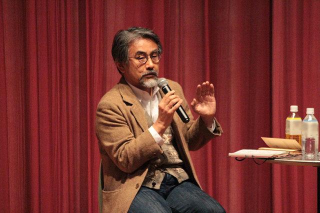 BTLive『エンターテイナー』×新国立劇場『怒りをこめてふり返れ』翻訳家・水谷八也トークショーレポート