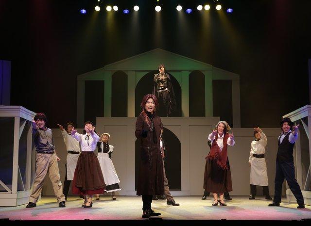 『ミュージカル イケメン王宮◆真夜中のシンデレラ』公開ゲネプロ_2