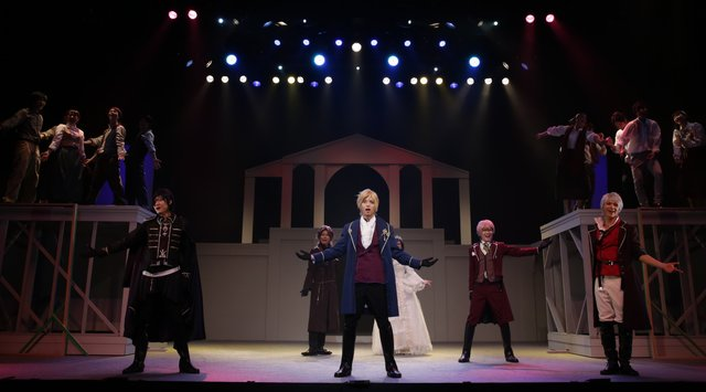 『ミュージカル イケメン王宮◆真夜中のシンデレラ』公開ゲネプロ_6