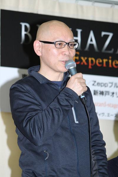 『BIOHAZARD』製作発表_6