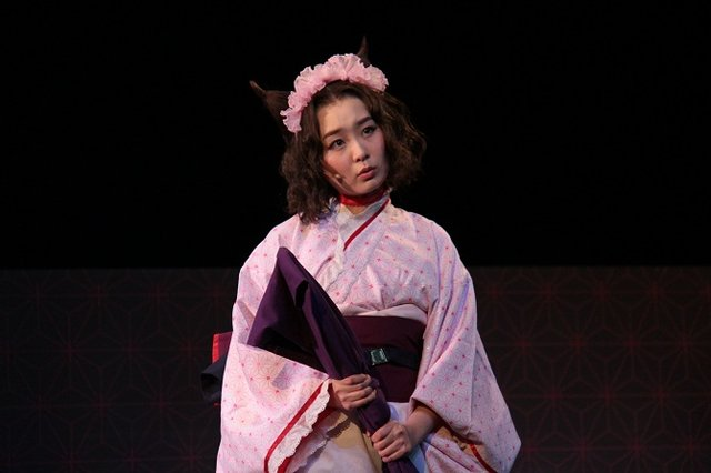 舞台『おとめ妖怪ざくろ』ゲネプロ_7