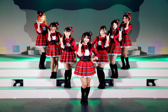 舞台『Wake Up, Girls!青葉の記録』I-1club