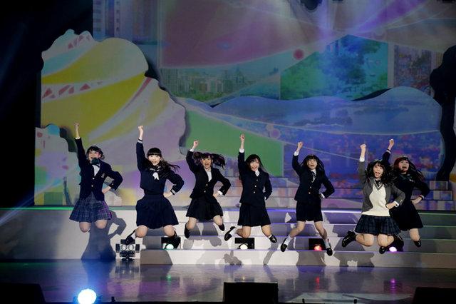 声優ユニット「Wake Up, Girls!」自らによる初舞台!『Wake Up, Girls!青葉の記録』公演レポート