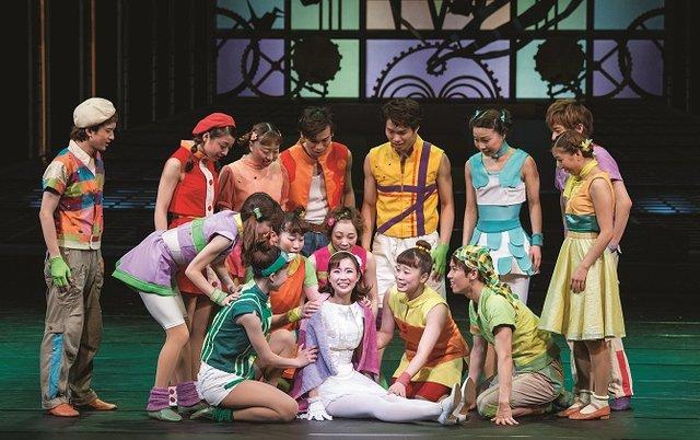 劇団四季ファミリーミュージカルの名作『エルコスの祈り』2017年3月に自由劇場へ凱旋決定!