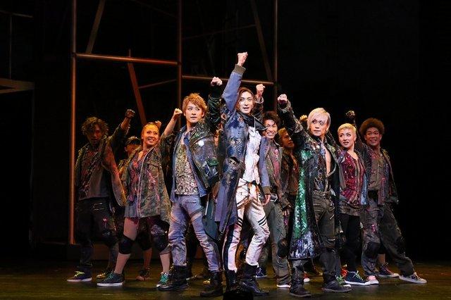 ミュージカル『ロミオ&ジュリエット』舞台写真_11