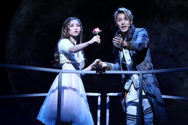 ミュージカル『ロミオ&ジュリエット』舞台写真_3