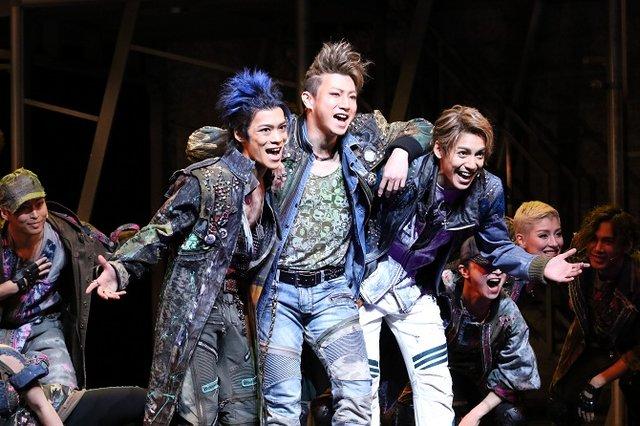 ミュージカル『ロミオ&ジュリエット』舞台写真_5