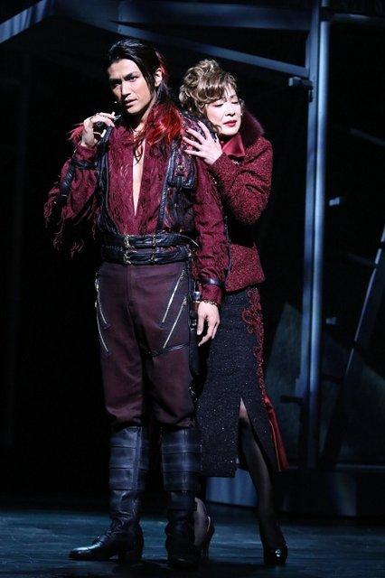 ミュージカル『ロミオ&ジュリエット』舞台写真_8