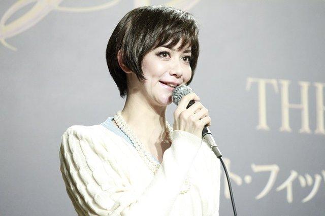 ミュージカル『グレート・ギャツビー』製作発表記者会見_AKANE LIV