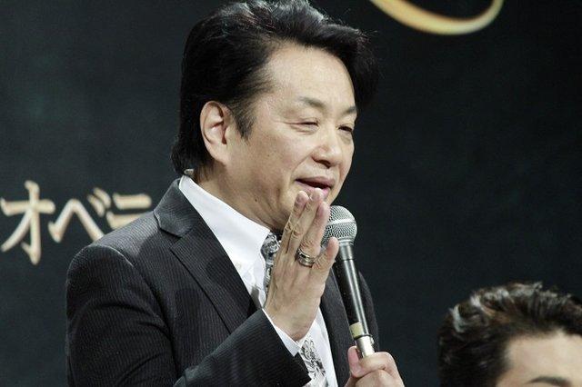 ミュージカル『グレート・ギャツビー』製作発表記者会見_小池修一郎