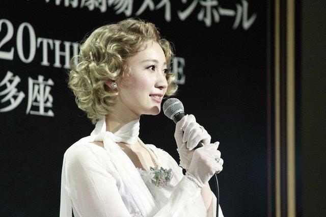 ミュージカル『グレート・ギャツビー』製作発表記者会見_夢咲ねね