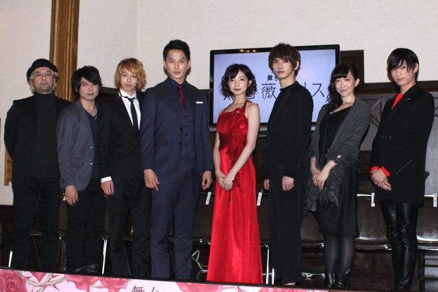 『黒薔薇アリス』制作発表_2