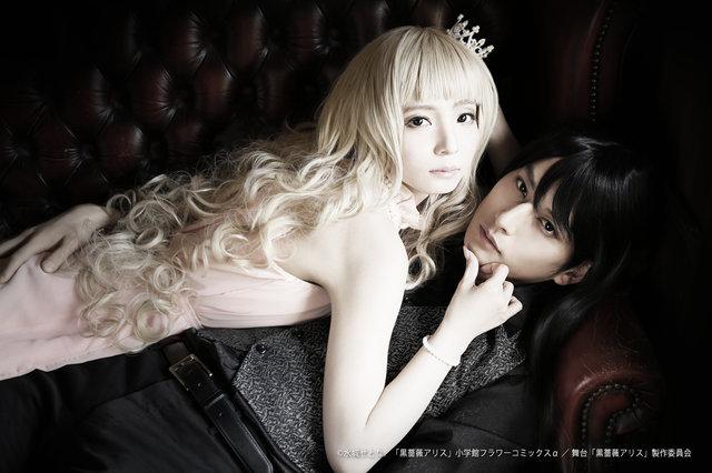 『黒薔薇アリス』制作発表_8